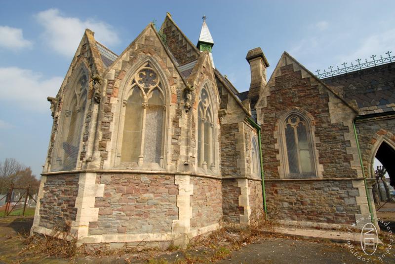 Bristol - Greenbank Cemetery 08