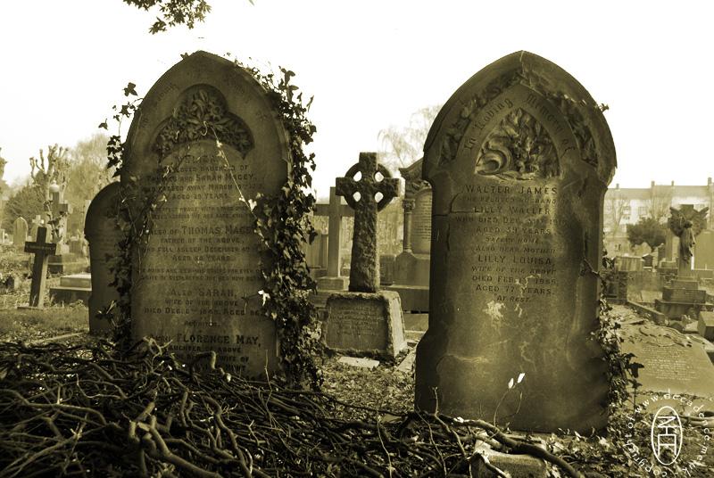 Bristol - Greenbank Cemetery 30